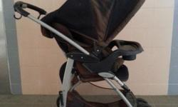 For sale Silver Cross Baby Stroller. Used by by sister