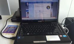 Used Toshiba Satellite L510 laptop for sale. Excellent