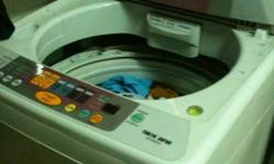 USED TOSHIBA WASHING MACHINE FOR SALE AT $80, IN