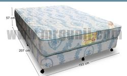 USED, US QUEEN MATTRESS ONLY AT $280, NO GST