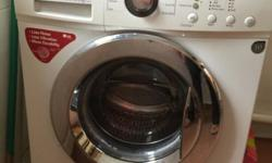 Washing machine in working condition Cash and carry or