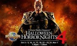 "'USS ""HALLOWEEN HORROR NIGHTS 4' Book your tickets"