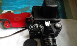 Good working condition Zenit EM SLR camera from Russia.