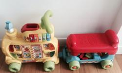 VTech Push and Ride Alphabet Train Condition 9/10 $60