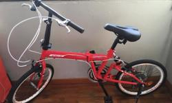 Valo Urban 5.0 Folding Bike SPECIFICATIONS * 20-inch