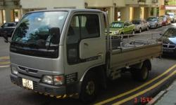 Covered VAN & Truck with Driver/Labour available for