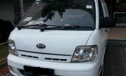 KIA PREGIO (VAN) for Sale. Good condition with frequent