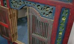 Very Antique And Vintage Collection: Peranakan Mirror @