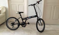 Hi, I'm selling my almost new Valo Bike for a very very