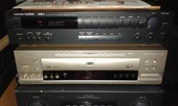 QUALITY TUNER AMPLIFIER SUITABLE FOR PLAYING CD MUSIC,