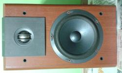 PAIR OF JBL LX SERIES BOOKSHELF SPEAKERS, MADE IN
