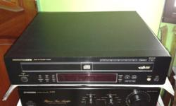 GOOD REVIEW OF QUALITY MARANTZ CD PLAYER WITH DIGITAL