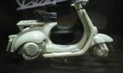 Vespa Full Set Vintage Antique, 4 Exact Replicas Of
