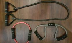 VGO Resistance Bands - Consists of 3 different of