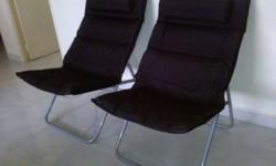 Vhive Hugo Relaxer Foldable Chair - 1pc @ $45 Condition