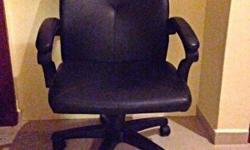 Priced for quick sale Preloved padded office chair