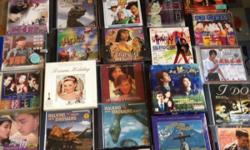 500 over VCD including English, Chinese movies. HK,