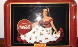 Coca Cola & Esso 100th Anniversary Tray for Sale in Changi Road