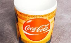 Vintage CocaCola Cup for sell. Condition mint. 10/10