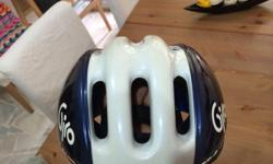 Vintage Giro Air Attack SC helmet, Olympic edition.