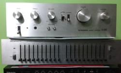 VINTAGE SOLID STATE SOUNDS PIONEER INTEGRATED
