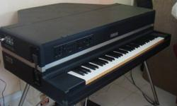 Rare! This is a real baby grand with pickups on each