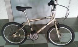 Used VTT BMX in good working condition for cash carry @