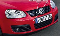 VW Jetta Golf GT MK5 Grille Grill (Brand New) for