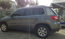 Selling late December 2010 VW Tiguan 2.0 TSI (A) for