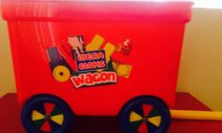 Hi i am selling my kids wagon