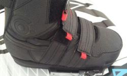 Wake board shoes Contact for details excellent