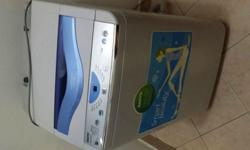 Washing machine for sale - Sanyo brand. Only $120! Must