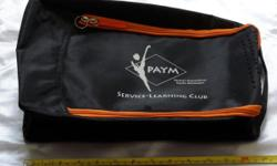 Brand new multi-purpose bag. Water proofed type of