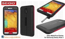 Seidio Obex WaterProof Series for Samsung Galaxy Note