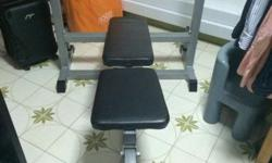 WTS: Weight Bench with leg press condition (9/10) -