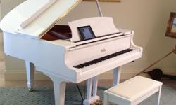 Wertheim pianos are built to the highest quality with