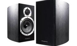Highly regarded bookshelf speaker consistently rated a