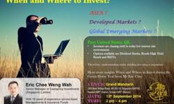Asia? Developed Markets? Global Emerging Markets? Post