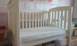 Beautiful, solid, exceptional quality cot from Boori