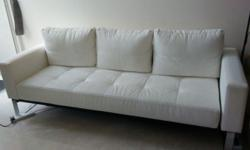Sofa Bed for sale. Can be used as spare bed, full size