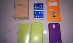 Samung Galaxy S4, 16GB, 4G LTE, Local Set Phone is in