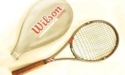~~~ WiLson AGGreSSoR Tenni$ RacqueT $98 ~~~ One USED
