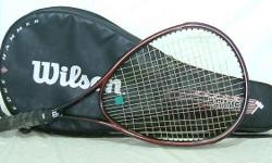 WiLSoN SLEDGE HAMMER TeNNis RacquEt $200 One USED very