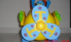 Winnie the pooh walker and Education playtoy. It also