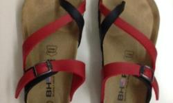 Beverly Hills Polo Club sandals - Leather insole - Very