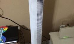 Working condition & Powerful EuropAce Tower Fan for