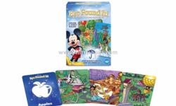 World of Disney Eye Found It Card Game Age: 3+ Price: