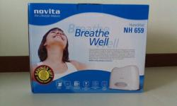Got this Novita Humidifier as house warming gift. Brand