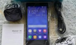 wts 1 month 21 day old huawei honor 3c for $218 cheap!