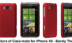 ACCESSORIES FOR HTC TITAN CASE-MATE CASES ? Barely